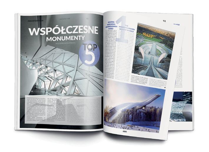 Airgate magazine for Cracow airport 3